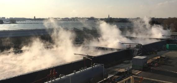 Trias Westland: succesvolle productietest onder Krijtreservoir