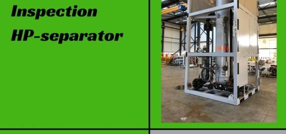 Bakker Oilfield Supply verantwoordelijk voor onderhoud en certificering van equipment.