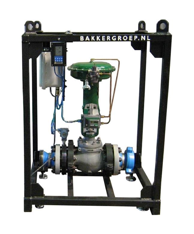 6'' backpressure valve