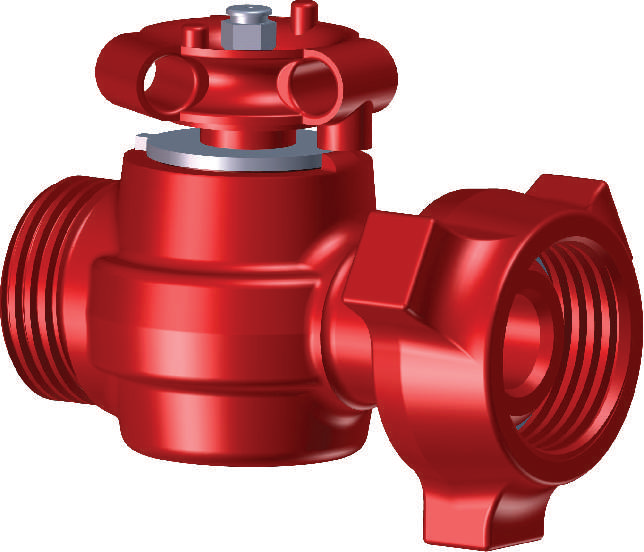 2'' light weight plug valve