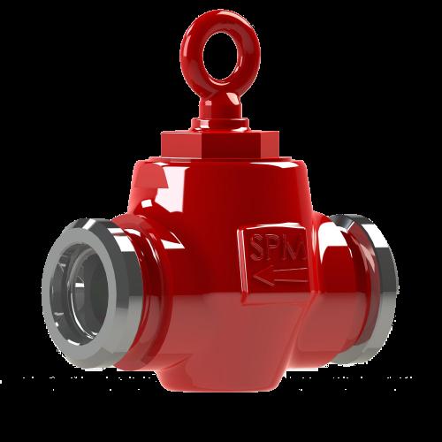Check valve 1