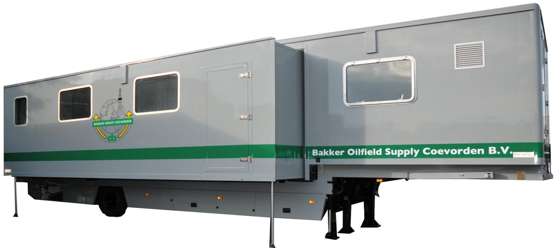 Facility trailer