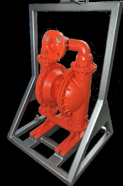 t8 metal pump